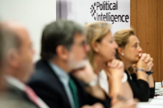 Political Intelligence reúne a representantes de los cuatro principales partidos políticos y a los sectores empresariales más afectados para debatir sobre la economía sumergida