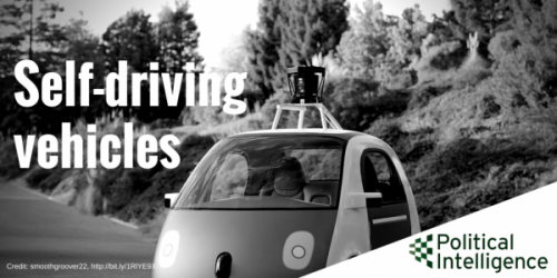Self-driving vehicles image