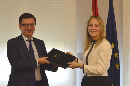 Firma convenio ICO/BEI