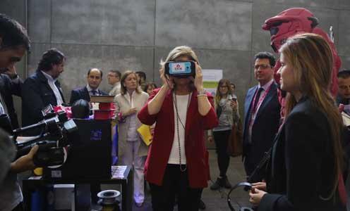 Fátima Báñez Feria Empleo Digital