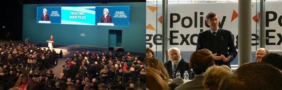 Conservative Party Conference Update