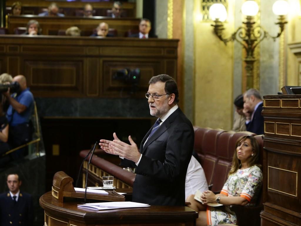 Rajoy Debate de Investidura II