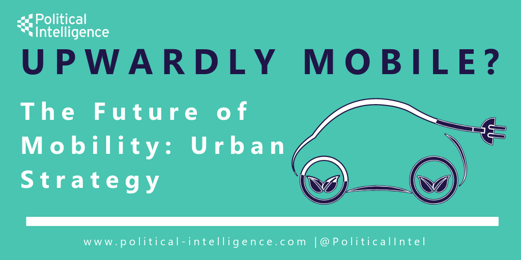 On the move: Strategy on the future of mobility designed to keep the UK upwardly mobile