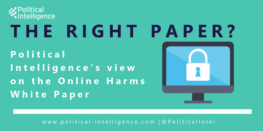 Online Harms: The Right Paper?