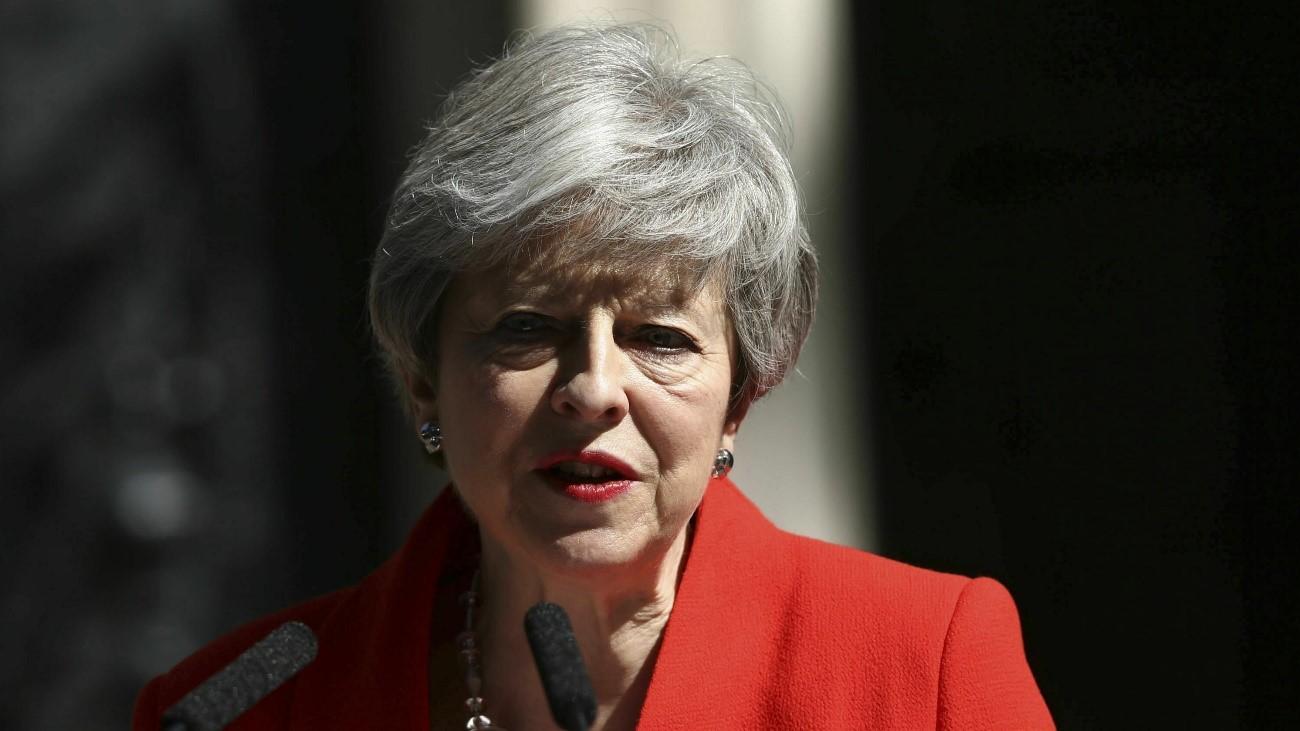 Theresa May anuncia demissão